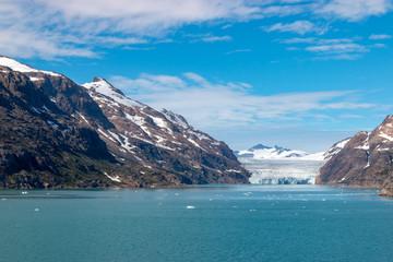 Gletscher Prinz Christian Sund Passage