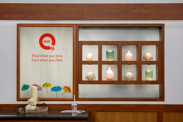 Products are displayed at the QVC Studio Park in West Chester, Pennsylvania