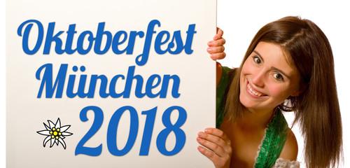 Oktoberfest München 2018