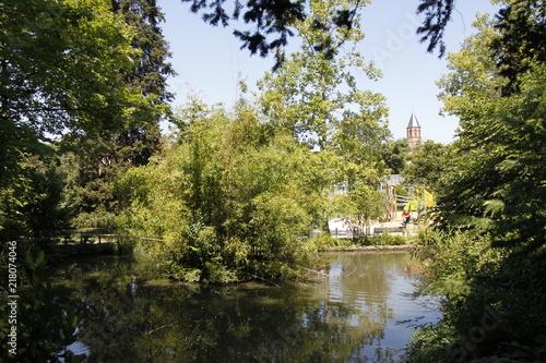 Toulouse - Jardin des plantes\