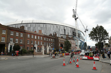 Premier League - Tottenham Hotspur Stadium General Views
