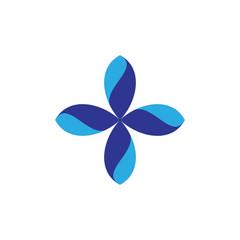 Flower plus logo