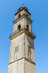 Tower of cathedral Jerez de la Frontera
