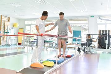 rehabilitation after injury