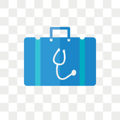 First aid vector icon isolated on transparent background, First aid logo design