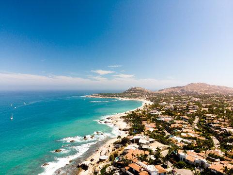 Playa de Acapulquito en San José del Cabo, México
