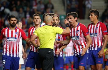 Super Cup - Real Madrid v Atletico Madrid