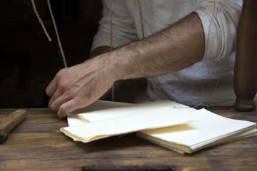 Mani da artigiano