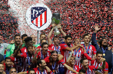 Super Cup - Real Madrid v Atletico Madrid