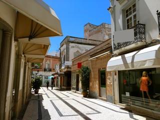 Altstadt von Olhao, Portugal