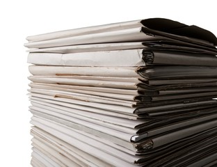 Stack of Documents / Files