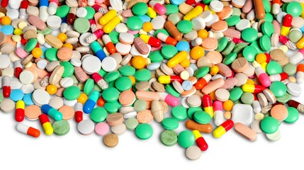 Pills, Capsules and Tablets