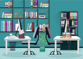 Office room Illustration