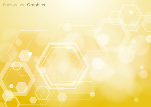 Abstract Gold Background #Vector Graphics