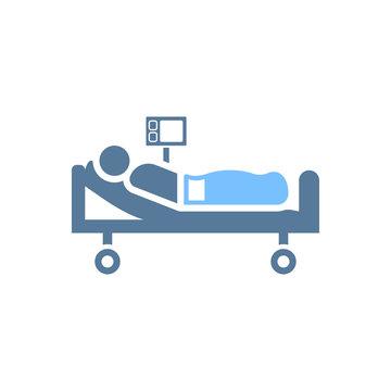 Medical Patient Icon