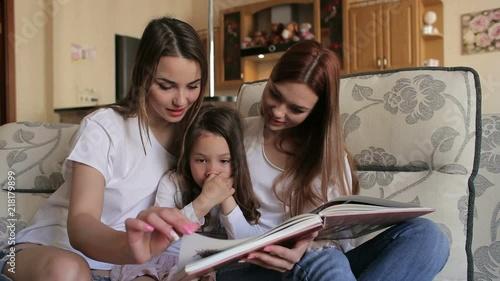 Mom Makes Daughter Lesbian