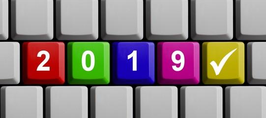 Das Jahr 2019 online