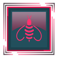 пчела иконка