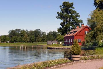 See Mälaren Schloss Gripsholm