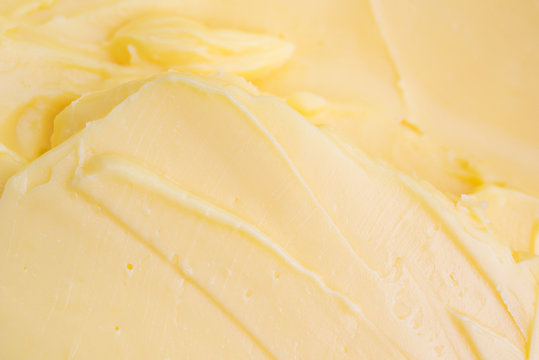 Cheese butter or margarine baking ingredient background