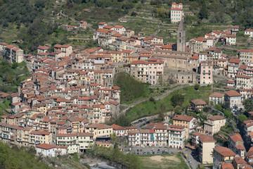 Pigna ancient village, Province of Imperia, Italy