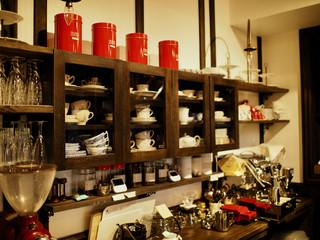 カフェ キッチン