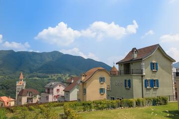 a village in Switzerland  of Gapyeong