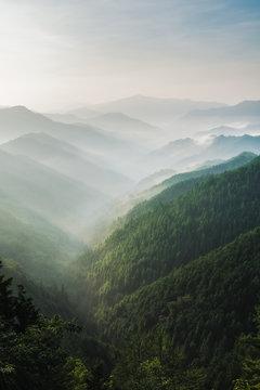 奈良 高野山の朝