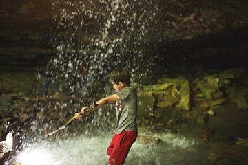 Fighting the Waterfall