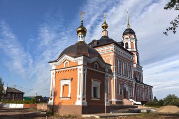 Храм Святой Троицы. Село Нижние Муллы
