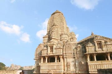indian hindu religion mandir or temple