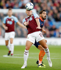 Europa League - Third Qualifying Round Second Leg - Burnley v Istanbul Basaksehir