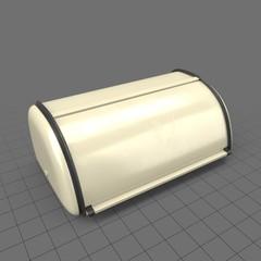 Rolltop breadbox