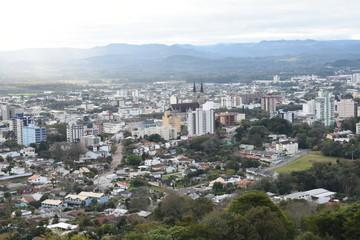 Santa Cruz do Sul, Southern Brazil