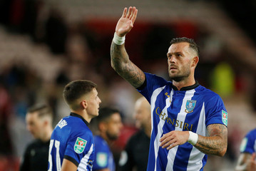 Carabao Cup First Round - Sunderland v Sheffield Wednesday