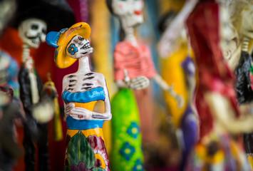 CATRINAS MEXICO DEATH DOLLS
