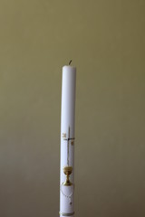tauf Kerze