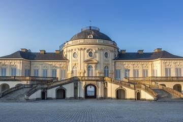 the famous castle Solitude at Stuttgart Germany
