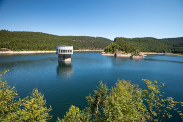 Talsperre Schmalwasser bei Tambach-Dietharz