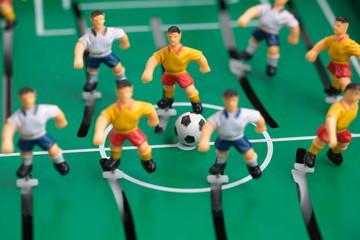 foosball player table soccer