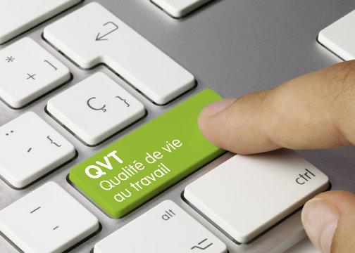 QVT Qualité de vie au travail