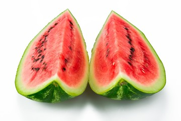 Slices stack of Watermelon