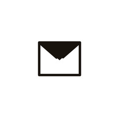 Modern web icon Mail, letter, envelope. Vector illustration in a flat style.
