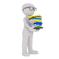 education with books