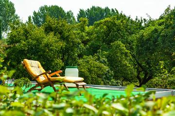 Relaxt in Baumwipfeln