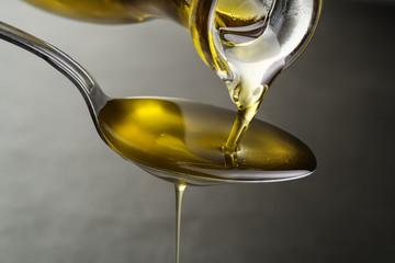 Foto op Plexiglas Aromatische oil