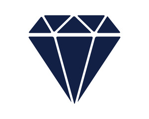 diamond glyph icon , designed for web and app
