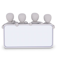 white and plain education board