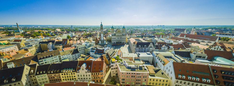 Augsburg Panorama