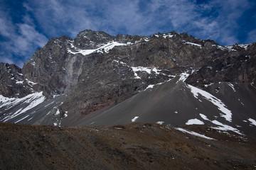 Montaña imponente